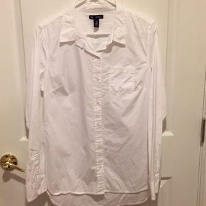 Gap Boyfriend Fit Button Down